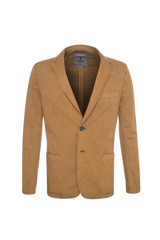 Pánske sako casual , farba hnedá