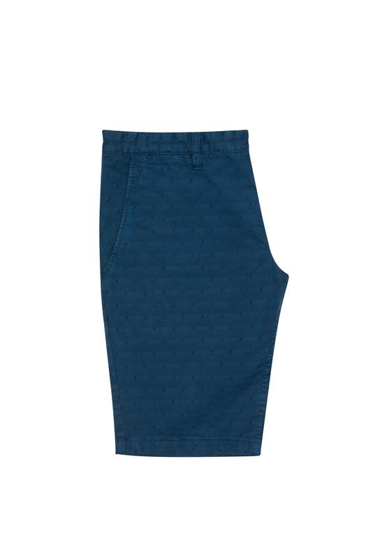 Krátké nohavice casual , farba modrá