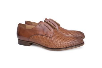 207af3162 Pánska módna obuv informal , farba hnedá