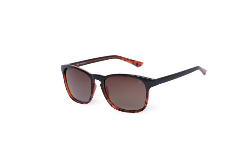 Slnečné okuliare informal , farba hnedá