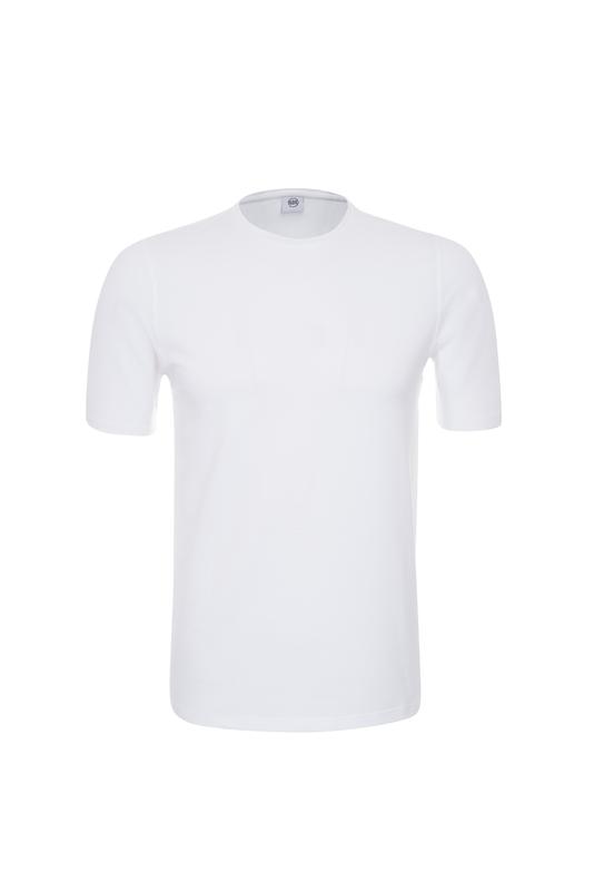 Pánske triko informal , farba biela