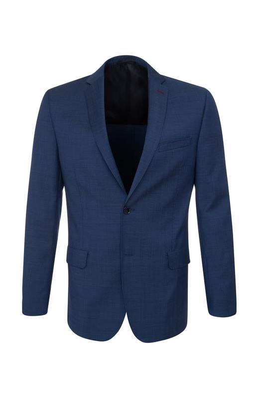 Pánske oblekové sako formal , farba modrá