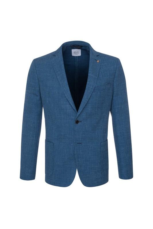Pánske sako informal , farba modrá