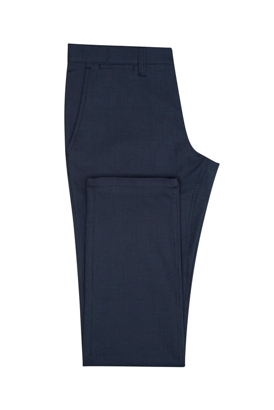 Nohavice casual , farba modrá