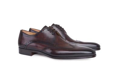 99376e94c Pánska módna obuv formal , farba hnedá