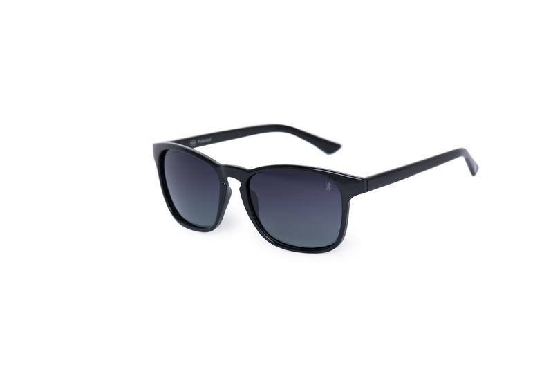 Slnečné okuliare informal , farba čierna