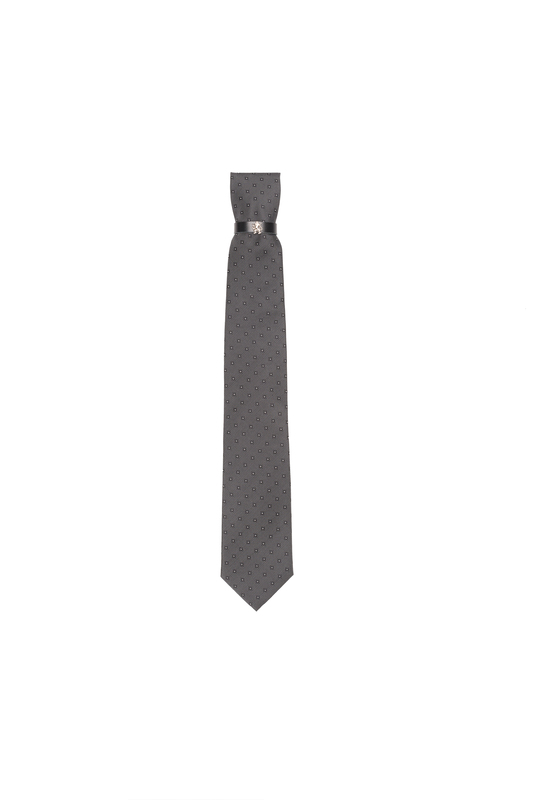 Kravata formal , farba čierna