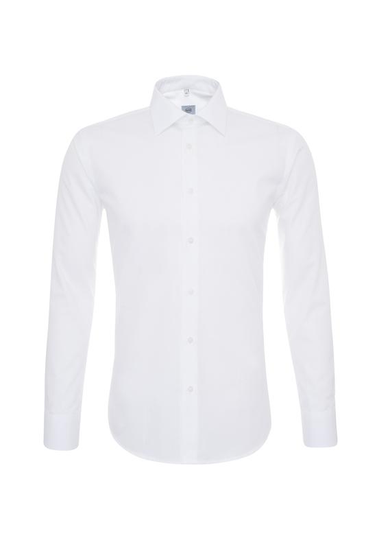 Pánská košeľa formal , farba biela