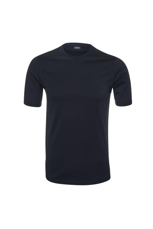 Pánske triko  , farba čierna