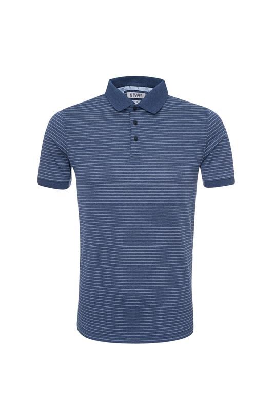 Pánske triko  , farba modrá