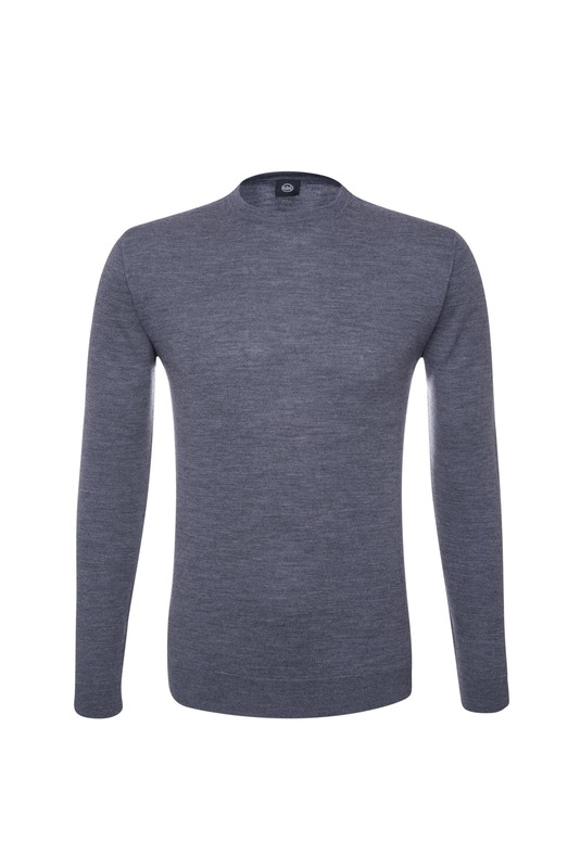 Pánsky sveter  , farba sivá