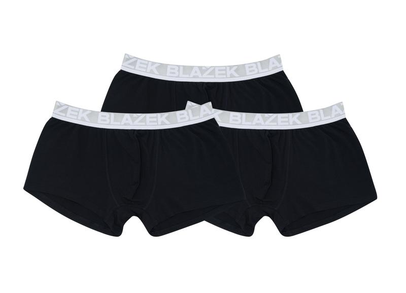 3pack-boxerky  , farba čierna