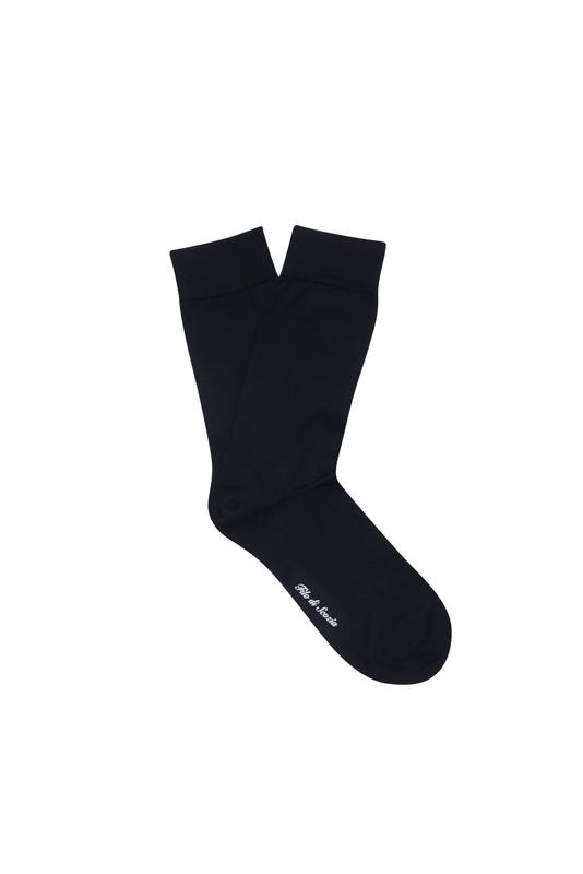 3pack-ponožky  , farba čierna
