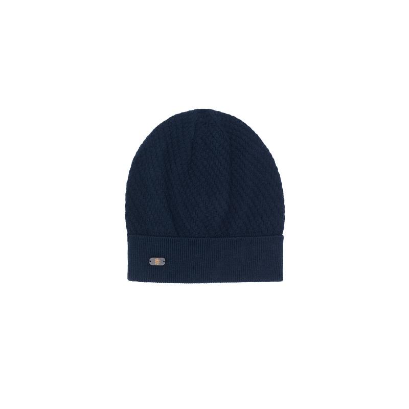 Pánska čiapka  , farba modrá