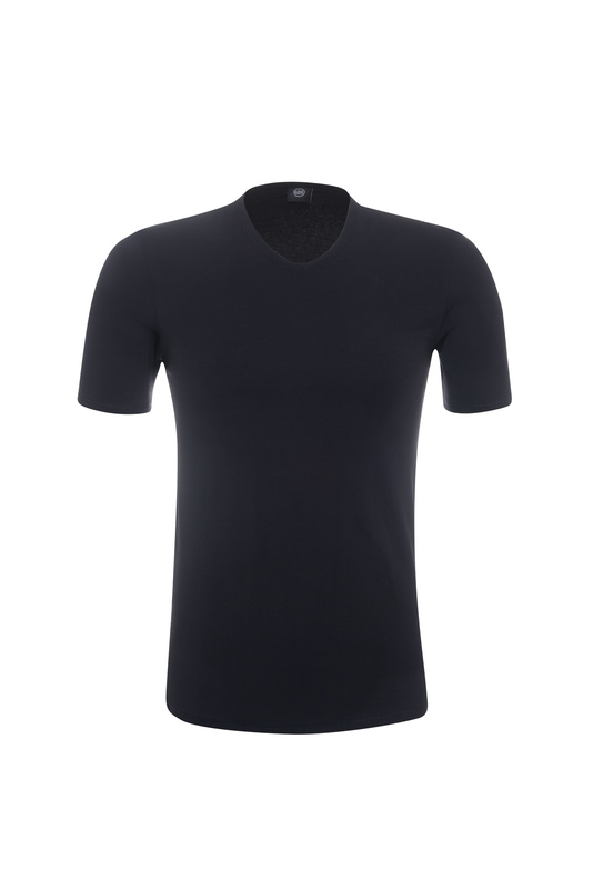 2pack-pánske triko  , farba čierna