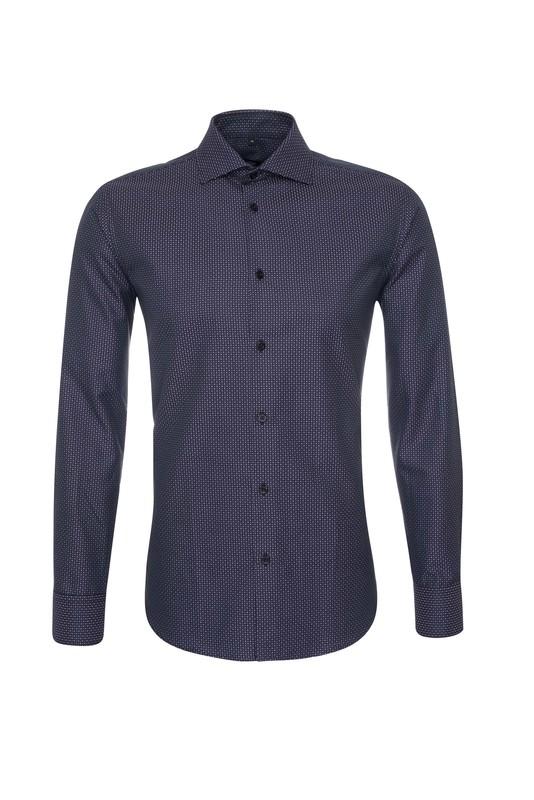 Pánská košeľa  , farba hnedá