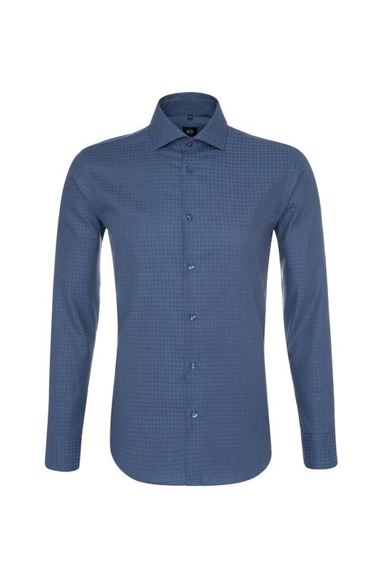 Pánská košeľa  , farba modrá
