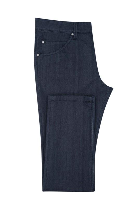 Pánske nohavice  , farba čierna