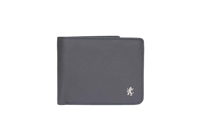 Peňaženka  , farba sivá