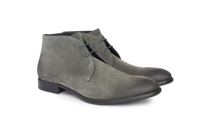 31f91fc90 Pánska módna obuv , farba sivá