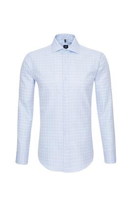 badb405b6 Košeľa formal slim, farba modrá