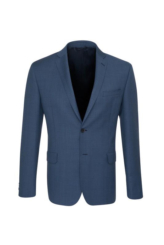 Oblekové sako , farba modrá