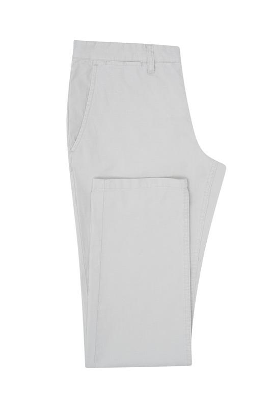 Nohavice casual extra slim, farba béžová