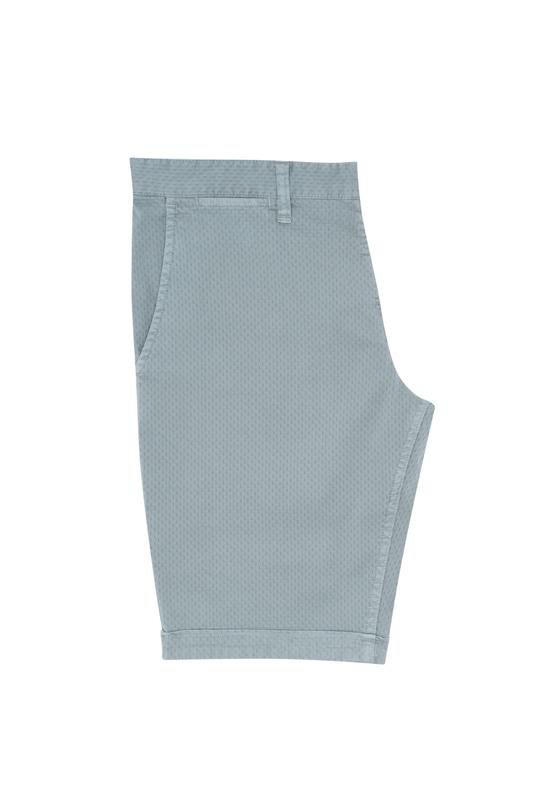 Krátke nohavice casual extra slim, farba zelená