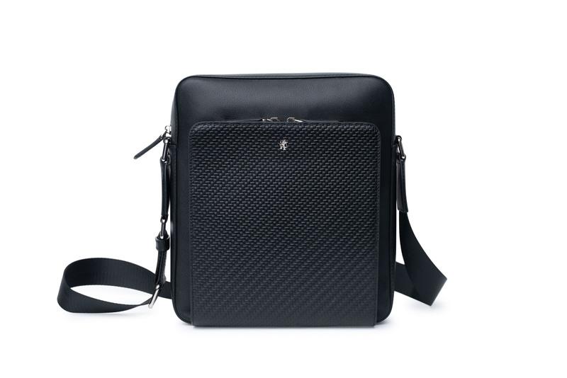Taška formal, farba čierna