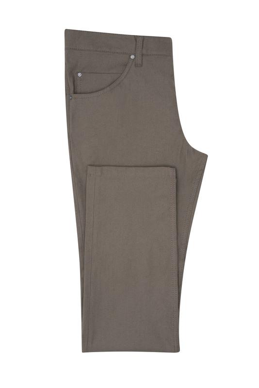 Nohavice , farba hnedá