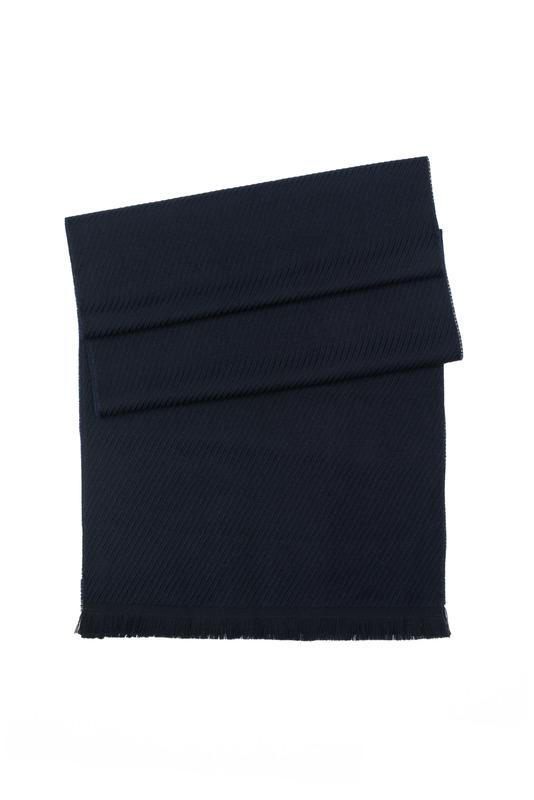 Šál formal, farba čierna