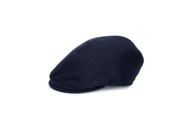 Čiapka informal, farba modrá