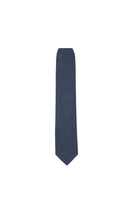Kravata formal, farba sivá