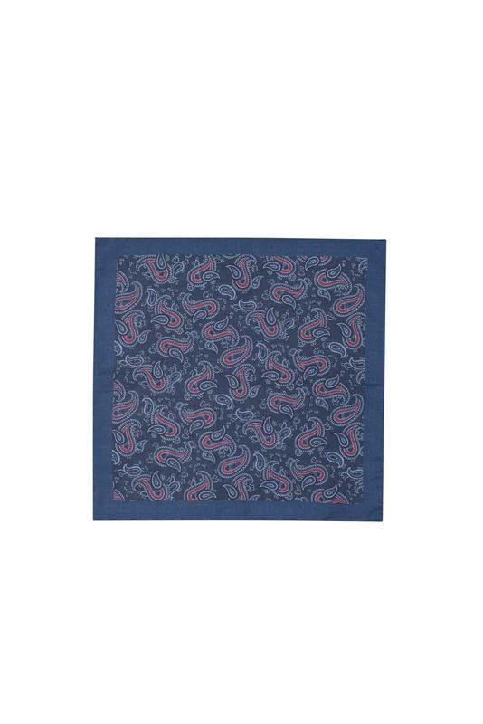 Vreckovka  essential, farba Modrá, růžová