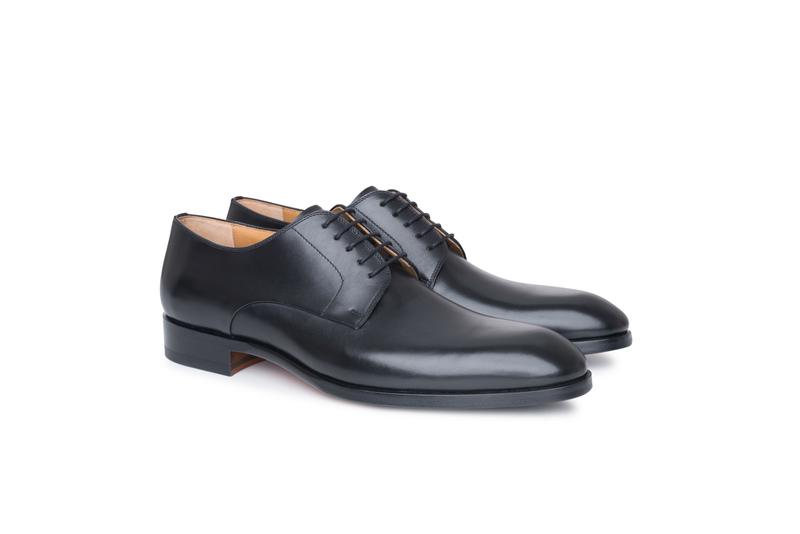 Obuv formal, farba čierna