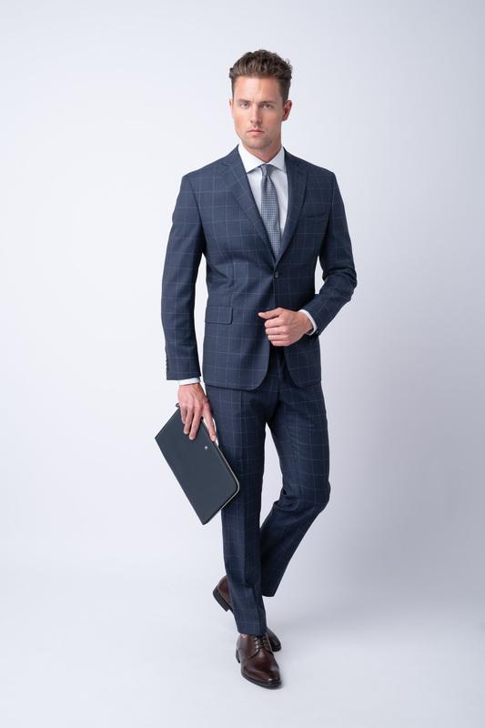 Oblekové sako Z jemnej merino vlny