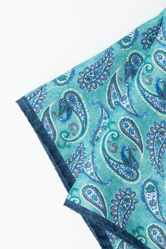 Vreckovka  informal, farba zelená