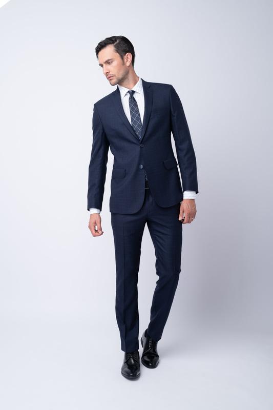 Oblekové sako Zo 100% merino vlny
