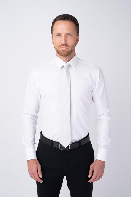 Biela košeľa Pre výnimočné príležitosti