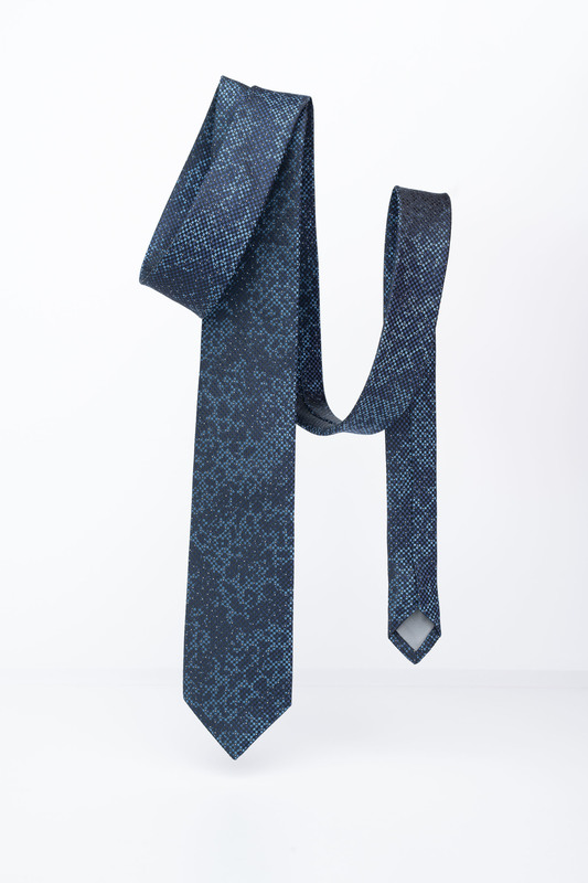 Formálna kravata S nepravidelným vzorom