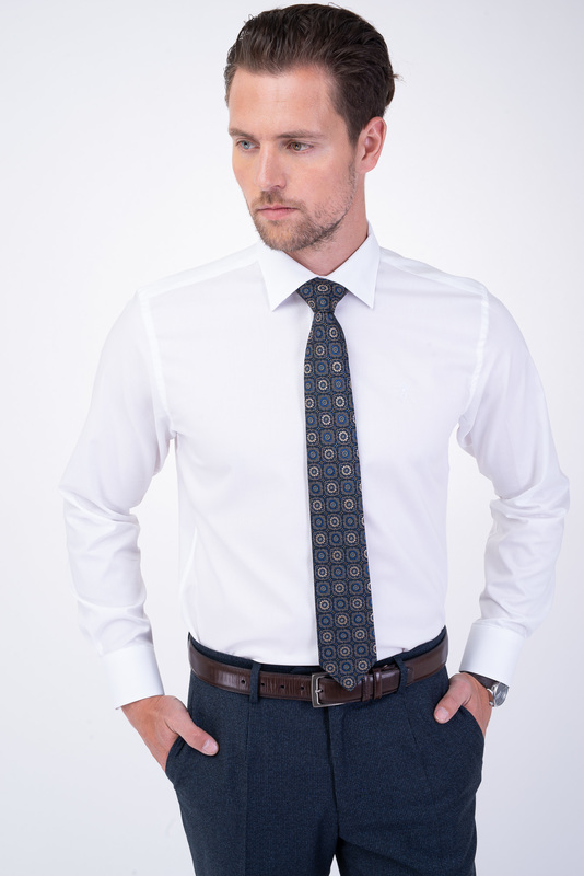 Formálna košeľa Zo 100% bavlny