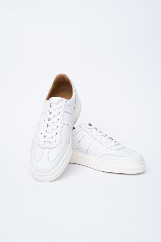 Biele sneakers Pre voľný čas